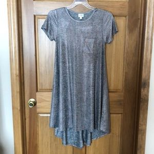 LulaRoe Carly Elegant Collection NWOT